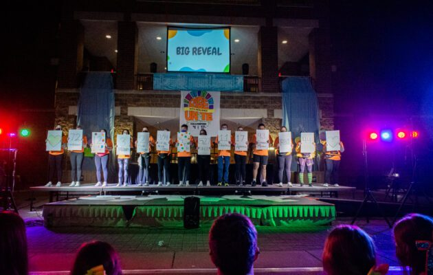 Dance Marathon is more than the number raised at the end of the year. These numbers displayed how much was achieved all year.