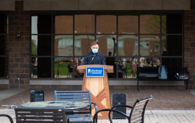 Fr. Thom Hennen, University Chaplain