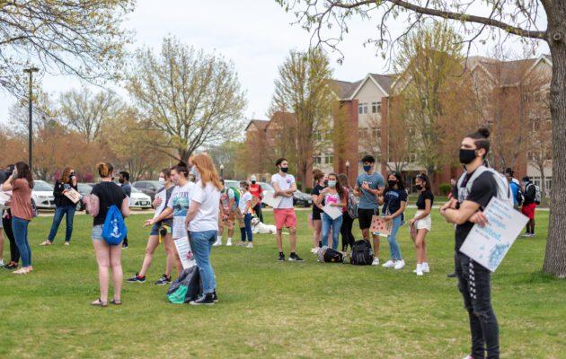 Unity Walk, Photos by Bella Zopf and Savannah Wilson